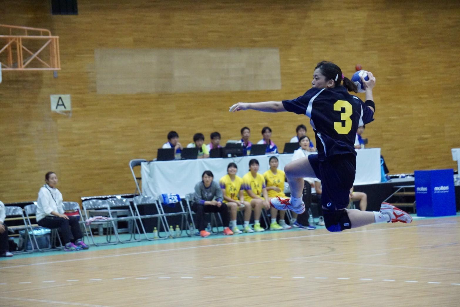 第74回国民体育大会 成年女子 準決勝の結果をアップしました イメージ