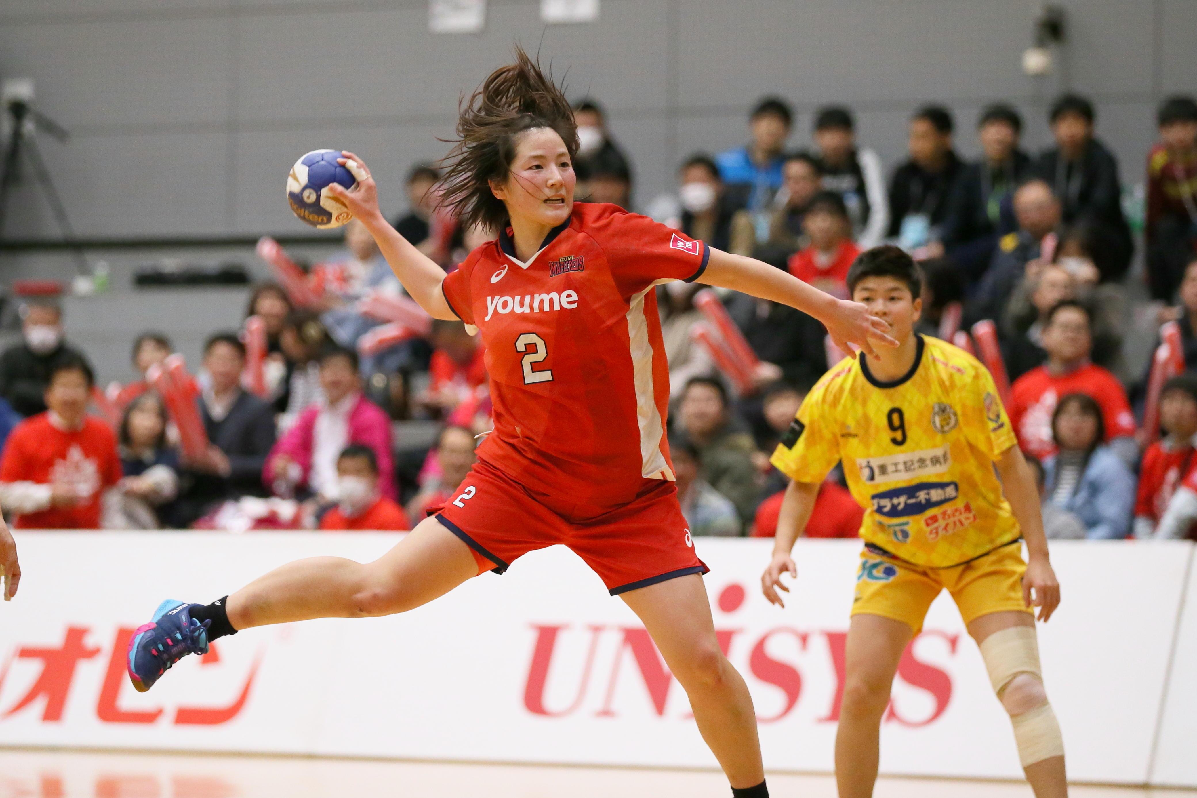 第44回日本ハンドボールリーグプレーオフ進出決定! イメージ